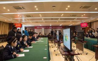 """南通机场举办""""安康杯""""安检岗位技能竞赛"""