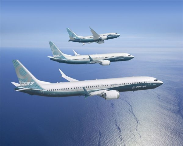 波音:未来20年中国航空市场规模会超过美欧