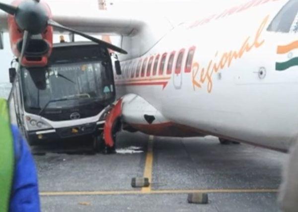 """两起""""车撞机""""  印航ATR挪威航空787躺枪"""