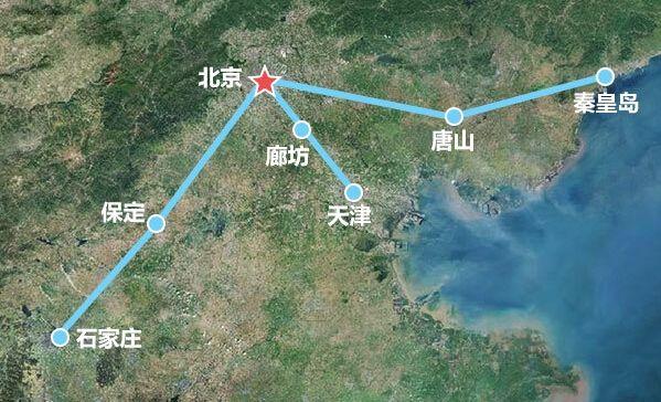 一体化的京津冀交通先行行在哪?