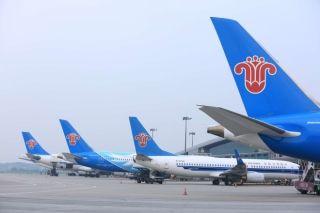 南航执行航班71.6万架次 运输旅客近1.1亿人次