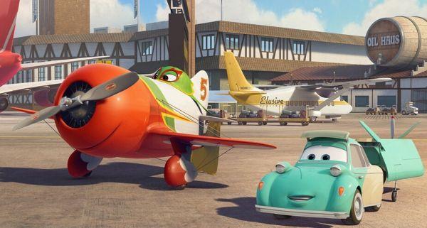 通航强则航空强 解构《飞机总动员2》上篇