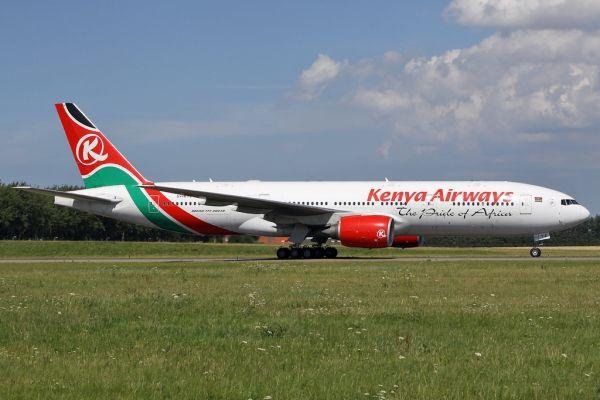 长期亏损 肯尼亚航空削减机队出售777飞机