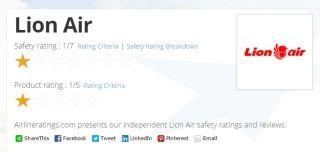 全球安全性最差的航空公司是这些
