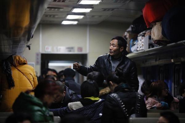 交通部:春运估计全国旅客发送量将达29.1亿