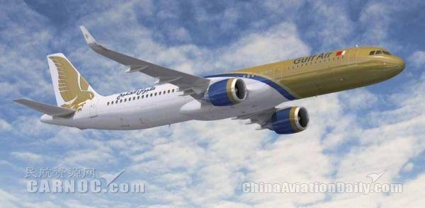海湾航空购29架A320neo飞机 升级787订单