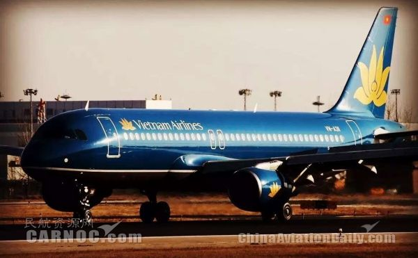 越南航空公司新增无锡=芽庄航班