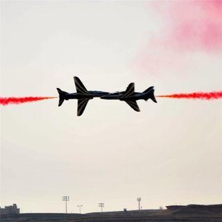 2016年巴林国际航展飞行表演