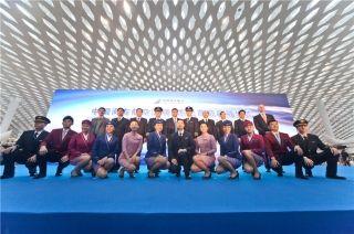深圳直飛大洋洲航線通航 配最優秀機組執飛
