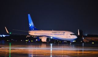 The 8,888th Boeing 737 aircraft officially joined the fleet of Xiamen Airlines, after a Next-Generation 737-800 aircraft touched down at Xiamen Gaoqi International Airport at 8:35 p.m. on February 1.