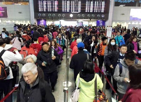 桃园机场工程进展太慢 台当局:有脸涨税吗?