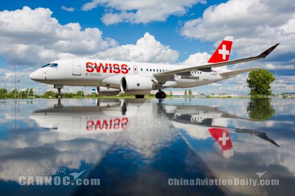 消息:达美即将购买125架庞巴迪C系列飞机