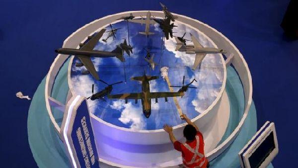 外媒:新加坡航展或遇冷 因经济放缓需求下滑