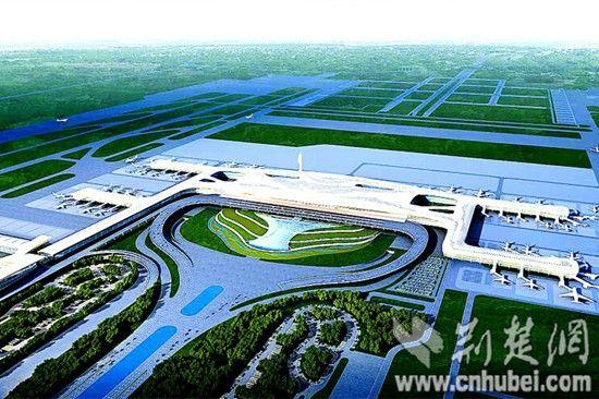 武汉天河机场三期完成投资155亿 确保年底通航