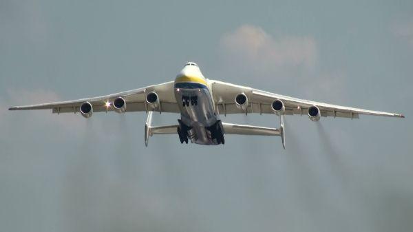 毛子天上的黑科技(一):安-225超级运输机