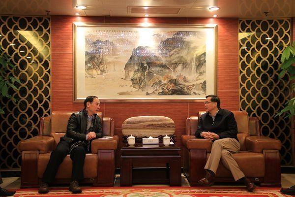 中南局与珠海机场集团座谈