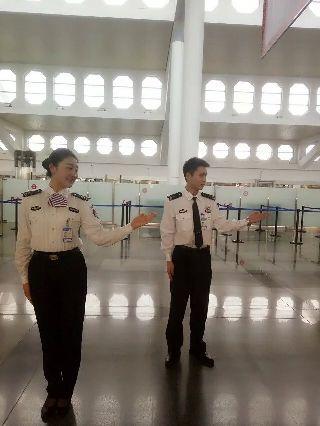 初生牛犊不怕虎——记厦门机场90后安检员马欣