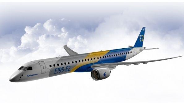 巴航工业与以色列航企签订6架E195-E2定单