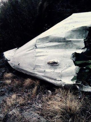 Nepal Plane Crash Site/Photo by Nepalese Army via Twitter user @kpariyar12