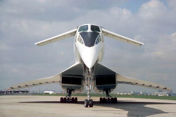 毛子天上的黑科技(二)——图144超音速客机
