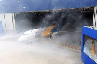 Embraer E190-E2 rollout