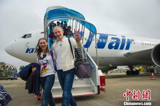 符拉迪沃斯托克至海南定期航班将于年底前复航