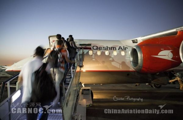 伊朗飞行之旅:飞机短缺临时调机成常态(二)