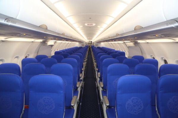 东航山东接A321飞机 为全空客机型机队