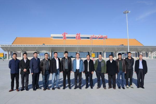 """通航将在新疆发展""""落户"""" 富蕴机场为其助力"""