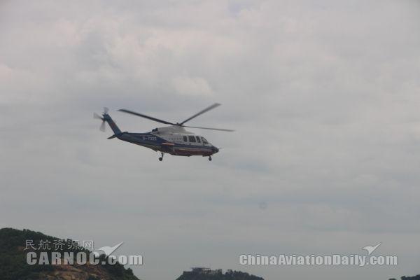 南航珠直大规模调机助力北方护林飞行