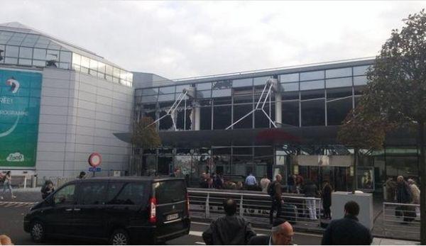 布鲁塞尔3·22恐袭周年:恐袭一年后 机场很安全