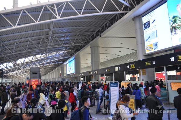 计划起降1147班 白云机场今日航班恢复正常