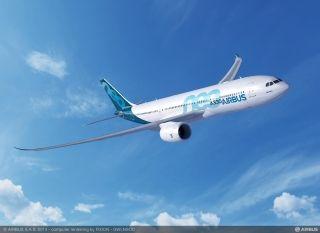 首架在中国完成生产空客A330今年将交付使用