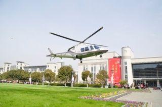 无锡马拉松直升机医保障挽救
