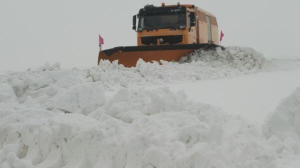 受降雪影響 呼倫貝爾機場關閉至12點