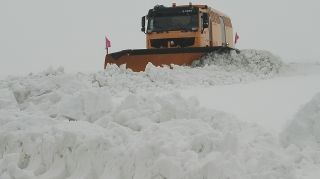 受降雪影响 呼伦贝尔机场关闭至12点