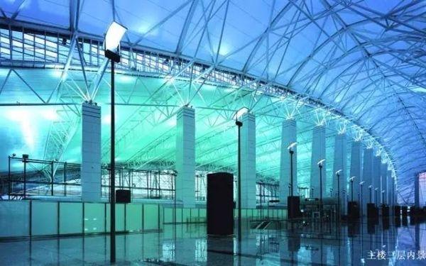白云机场T1航站楼