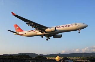 日本航线杀成红海 复兴航空减班出租A330