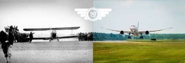美联航迎来90周年! 第一位乘客并不是人类