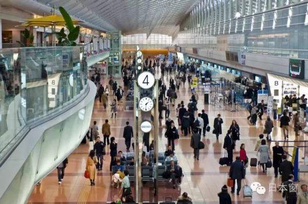 在日本机场乘飞机是一种怎样的感受?