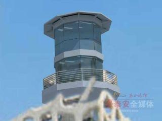 通航项目下月落户泰山 未来可坐直升机游览