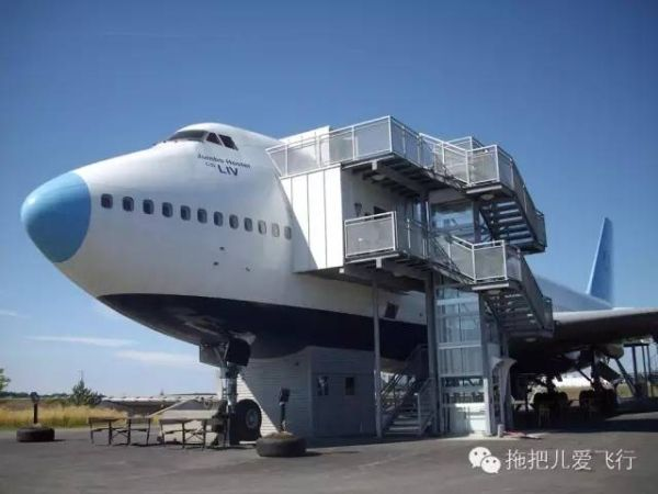 【圖集】那些退休后不務正業的飛機