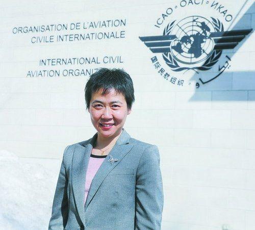 柳芳连任国际民航组织秘书长