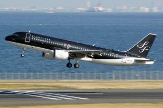 星悦航空5月3日首航台湾 台日航线竞争激烈