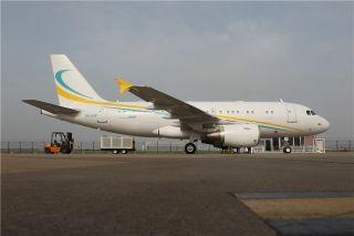 空客ACJ319公务机