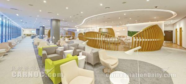 天合联盟在迪拜国际机场开放新的贵宾室