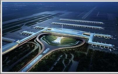 天河机场三期工程建设累计完成
