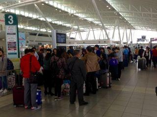 全日空和日航拟出资福冈机场民营化运营公司