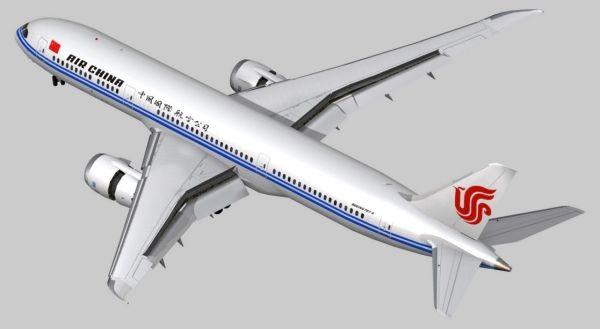 国航首架787-9飞机完成首飞 即将交付