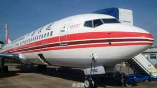 On April 20, Boeing delivered the 9,000th 737 to China United Airlines.